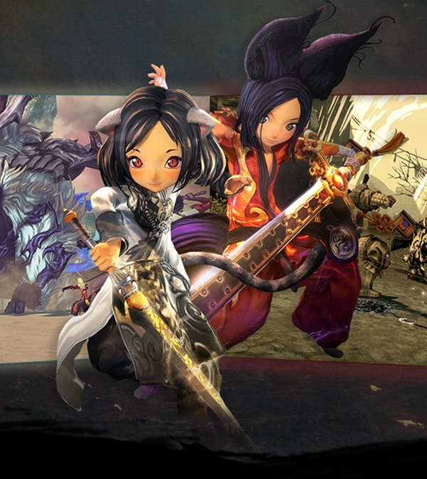 Blade and Soul Mobile Screenshot